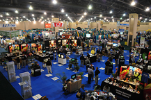 conference exhibit hall