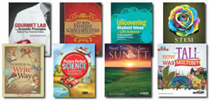 NSTA Press books